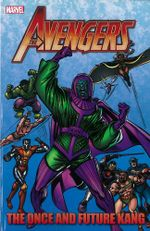 Couverture Avengers: The Once and Future Kang