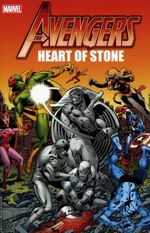 Couverture Avengers: Heart of Stone