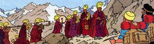 Cover Méditation sur Tintin