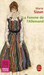 Couverture La Femme de l'Allemand