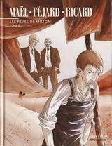 Couverture Les rêves de Milton, tome 2