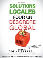 Affiche Solutions locales pour un désordre global