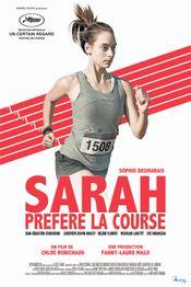 Affiche Sarah préfère la course