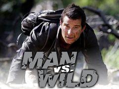 Affiche Man vs Wild