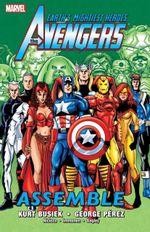 Couverture Avengers Assemble, Volume 3