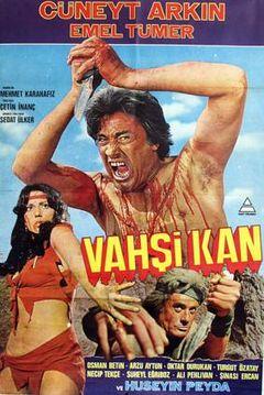 Affiche Vahsi Kan