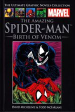 Couverture The Amazing Spider-Man : La Naissance de Venom