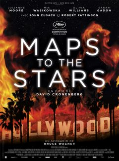 Affiche Maps to the Stars
