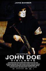 Affiche John Doe : Vigilante
