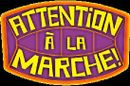 Affiche Attention à la marche !