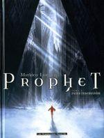 Couverture Pater Tenebrarum - Prophet, tome 3