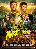 Affiche Sur la piste du Marsupilami