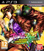 Jaquette JoJo's Bizarre Adventure : All Star Battle