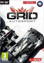 Jaquette GRID : Autosport