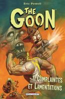 Couverture Complaintes et lamentations - The Goon, tome 11