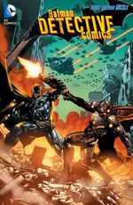 Couverture The Wrath - Batman: Detective Comics (2011), tome 4