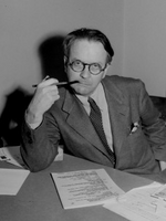 Photo Raymond Chandler
