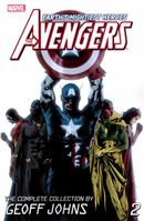Couverture The Avengers: The Complete Collection by Geoff Johns, Volume 2