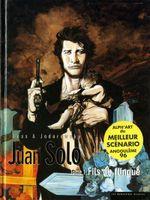 Couverture Fils de flingue - Juan Solo, tome 1