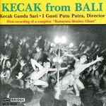 Pochette Kecak: A Balinese Music Drama (Live)