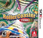 Jaquette RollerCoaster Tycoon 3D