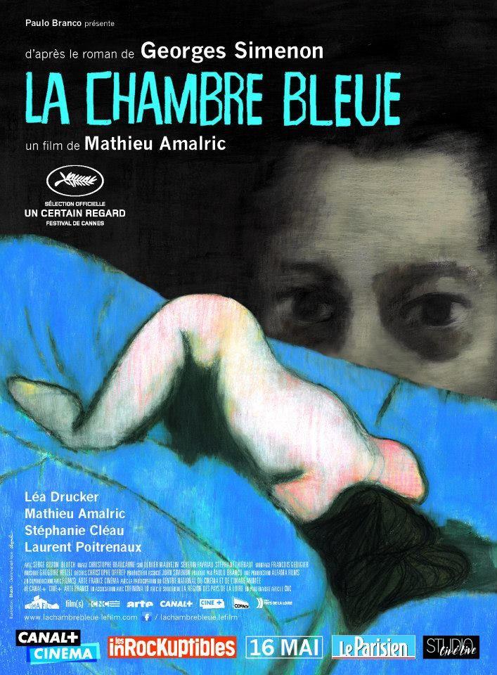 La chambre bleue film 2014 senscritique for Amalric la chambre bleue