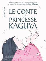 Affiche Le Conte de la princesse Kaguya