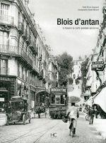 Couverture Blois d'antan