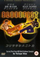 Affiche Bloodfist