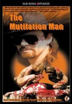 Affiche The Mutilation Man