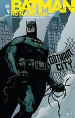 Couverture Batman : No Man's Land, tome 1
