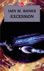 Couverture Excession - La Culture, tome 4