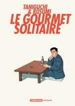 Couverture Le Gourmet solitaire