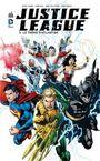 Couverture Le Trône d'Atlantide - Justice League, tome 3