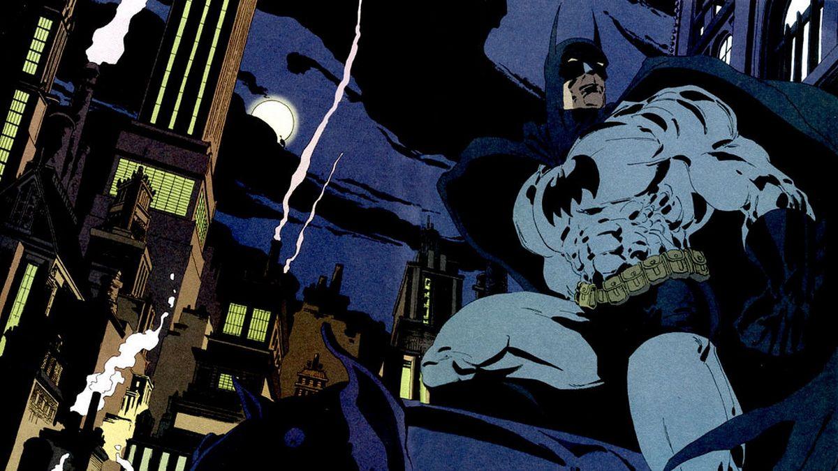 Batman : Un long Halloween - Tim Sale et Jeph Loeb - SensCritique