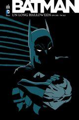 Couverture Batman : Un long Halloween