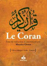 Couverture Essai de traduction du Coran