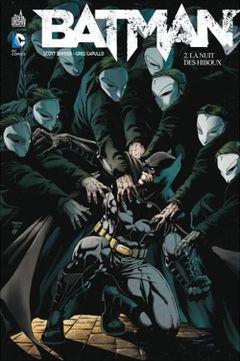 Couverture La Nuit des hiboux - Batman, tome 2