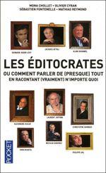 Couverture Les éditocrates