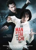Affiche Man of Tai Chi