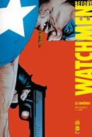Couverture Before Watchmen : Le Comédien