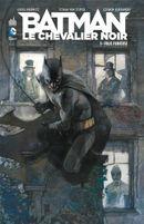 Couverture Folie furieuse - Batman : Le Chevalier Noir, tome 3