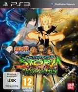 Jaquette Naruto Shippuden : Ultimate Ninja Storm Revolution