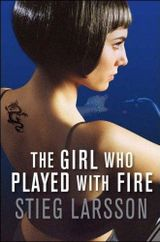 Couverture The girl who played with fire