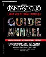 Couverture L'Ecran Fantastique - L'année 2008 du cinéma fantastique