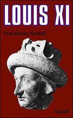 Couverture Louis XI