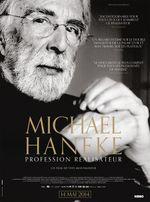 Affiche Michael Haneke : Profession réalisateur
