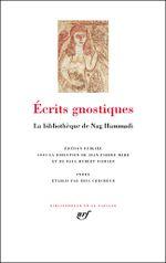 Couverture Écrits gnostiques