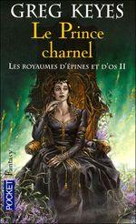 Couverture Le prince charnel