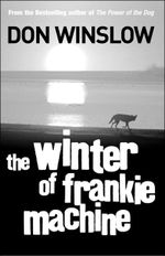 Couverture The winter of Franckie Machine